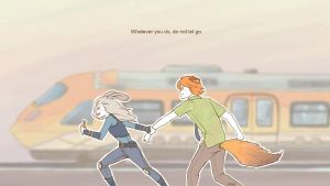 whatever you do, do not let go. by iiping