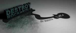 UC 043'Destroy Rock and Roll 2 by TheMaestro-