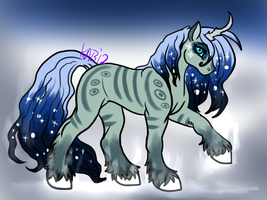 Unicorn Adoptable 10 CLOSED by KerriAdopties
