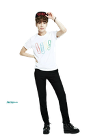 Shinee Taemin Para ~skechers~  -PNG- by K-popx3