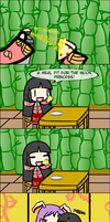4koma: The Midas Touch by ORT451