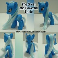 The Great and Powerful Trixie by AnimeAmy