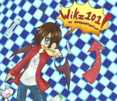 New ID for Wikz :D by Wikz101