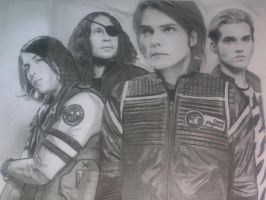 MY CHEMICAL ROMANCE by maidenx15