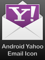 Android Icon for Yahoo Email by kahil