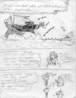 FFVII_OoT Crossover Comic :1 by LaCidiana