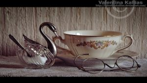 Grandma's teatime stories by ValentinaKallias