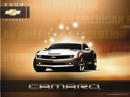 Camaro by Ricio