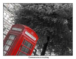Communication is Everything by vickibruce