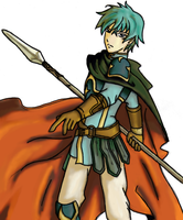 Ephraim coloured by TalaKanna