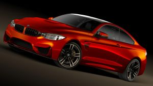 2015 BMW M4 F82 by nancorocks