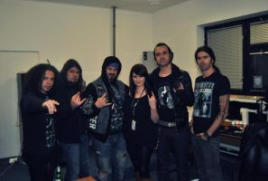 Moonspell's concert by karolate