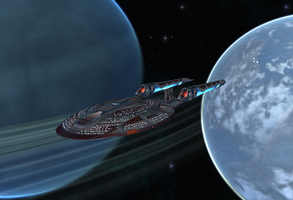 USS Expedition (Refited) by Seanguy4