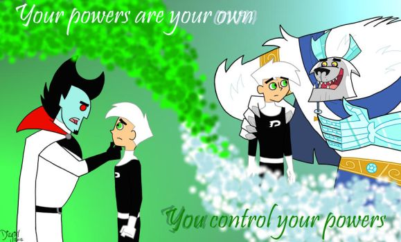 Your Powers by Dizappearingirl