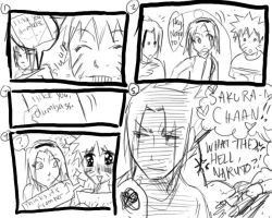 sasuke confesses via airplane by mistix