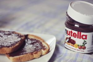 nutella by messofmemoriesxX