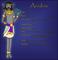 Ra's Tear -- Anubis :Grounded: by RasTear
