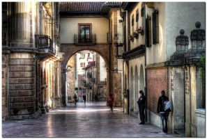 Oviedo by kiebitz