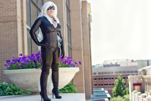 Black Cat Connecticon II by Sheik19