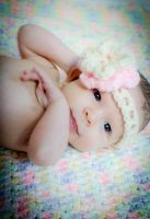 Baby Claire by ObscuraPhotography