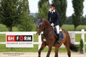 Show jumping by bureska