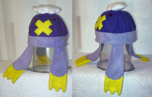Drifblim Hat by clearkid
