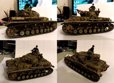 Panzer IV by buster126