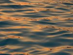 Sunset Waters by superSeether