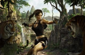 tomb raider underworld by Damrick