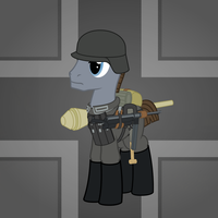 Equestrian Wehrmacht by HaveBKYourWay