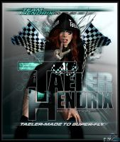 TNA Impact Wrestling Rebooted- Taeler Hendrix XL by RAWhale