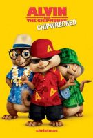 Alvin + Chipmunks 3 Poster by Damien-Mildury