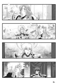 Le Doujin Blanc page 92 by EilemaEssuac