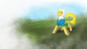 - Time For Adventure - by Wildy71090