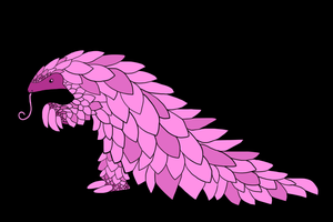 pangolin by anteatr