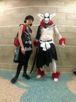 Vasto Lorde Ichigo Anime Expo July 5 2014 by nikitafoxxx