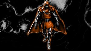 Dr. Doom Agent Orange by 666Darks