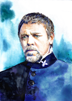 inspector javert by Ithilloth