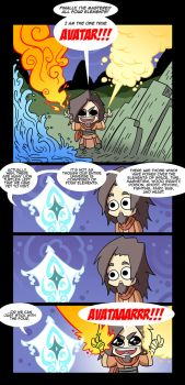 LoK: There's Only Wan Avatar by Neodusk