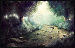 Mystic's Road by Andantonius