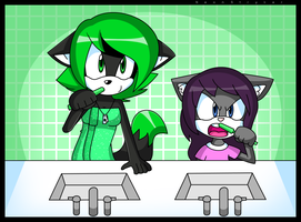 Toothpaste by NeonStryker