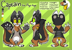 Captain Ref by TheWardenX3