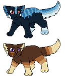 :Points or trade: Cats batch 6 by Zoesadopts4u