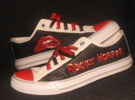 Rocky Horror Shoes by nellylover