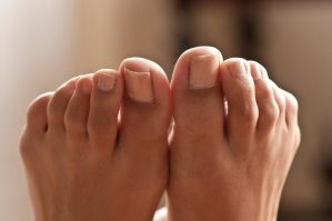 Just Toes by JonMann