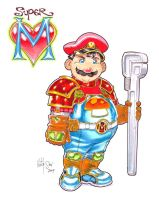 Mario Hearts by Dhutchison