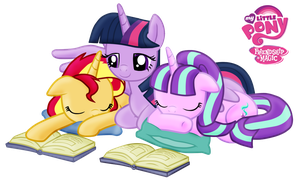 ID -Magic trio by SunsetMajka626