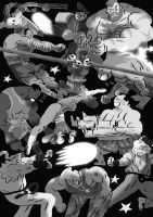 Street Fighter II by MikkelSommer