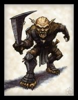 Orc Colored by VegasMike