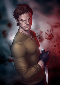 Dexter by PatrickBrown